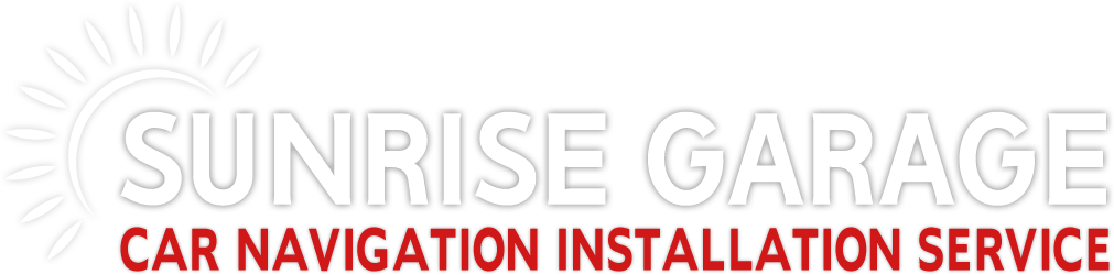 SUNRISE GARAGE CAR NAVIGATION INSTALLATION SERVICE
